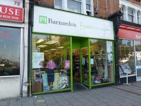 Barnados in Wanstead