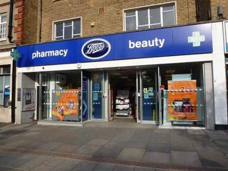 Boots in Wanstead