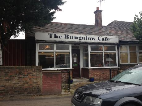 The Bungalow Cafe in Wanstead