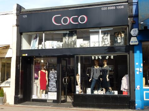 Coco in Wanstead
