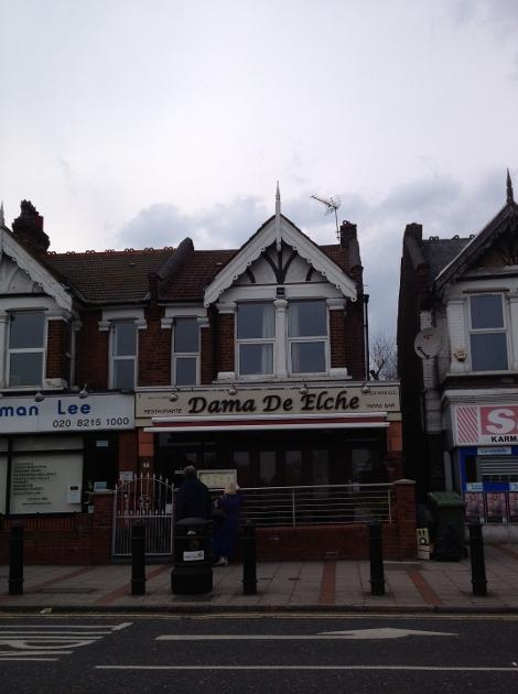 Dama De Elche in Wanstead