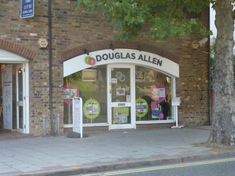Douglas Allen in Wanstead