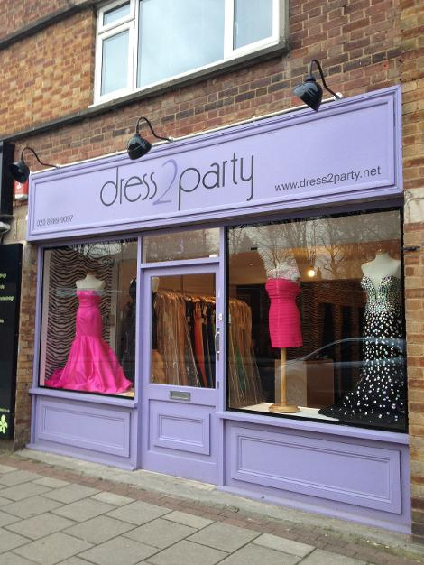 Dress2Party in Wanstead