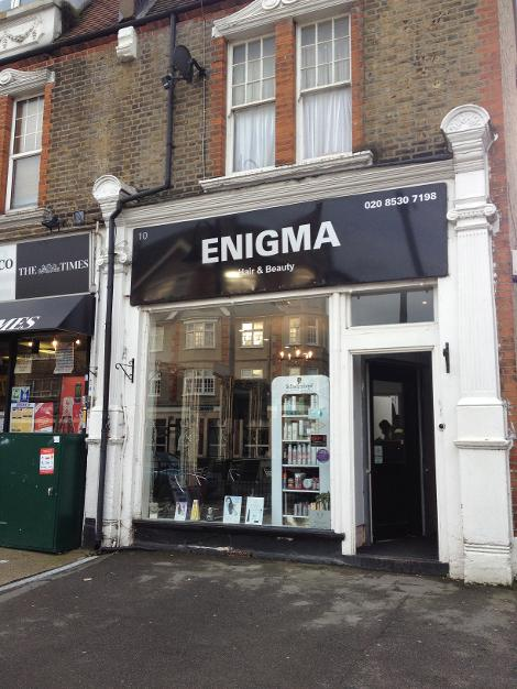 Enigma Hair and Beauty in Wanstead