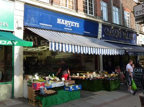 Harveys in Wanstead
