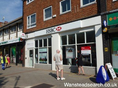 HSBC Bank in Wanstead