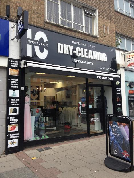 Imperial Care Dry Cleaners in Wanstead