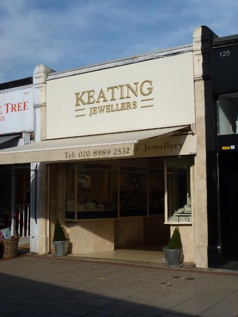 Keatings Jewellers in Wanstead