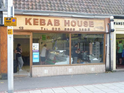 Kebab House Wanstead