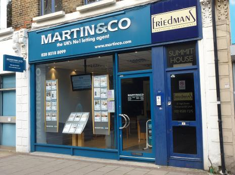 Martin and Co Wanstead
