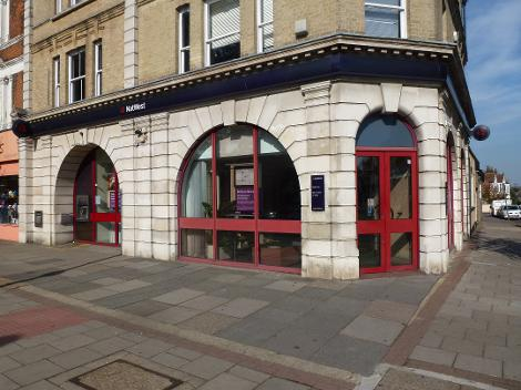 Natwest Bank in Wanstead