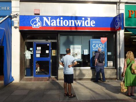 Nationwide in Wanstead