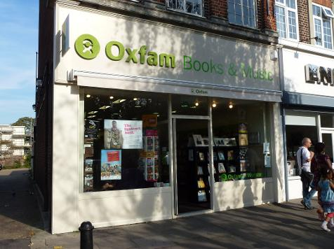 Oxfam in Wanstead