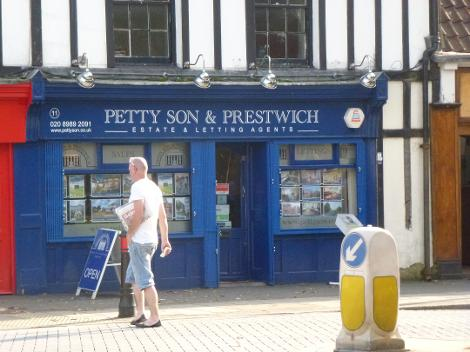 Petty Son and Preswich in Wanstead