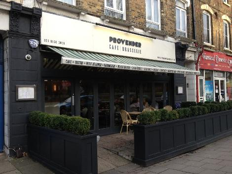 Provender in Wanstead