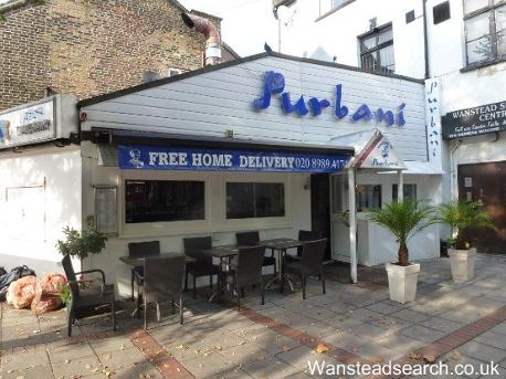 Purbani Tandoori in Wanstead