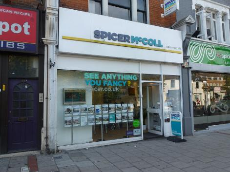 Spicer Mccoll in Wanstead