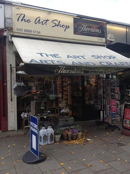 The Art Shop in Wanstead