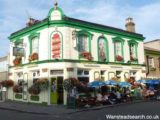 The Nightingale Pub in Wanstead