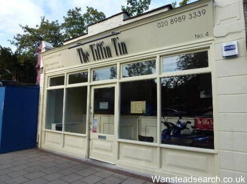 The Tiffin Tin in Wanstead