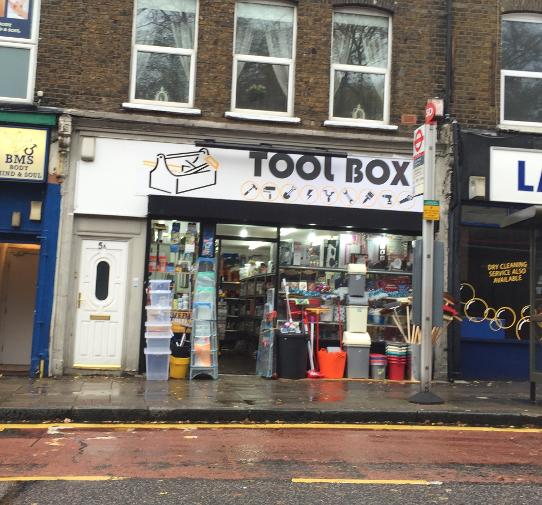 Toolbox in Wanstead