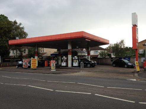 Total Service Station South Woodford