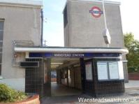 Wanstead Tube Station