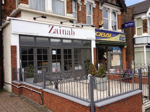 Zainab in Wanstead