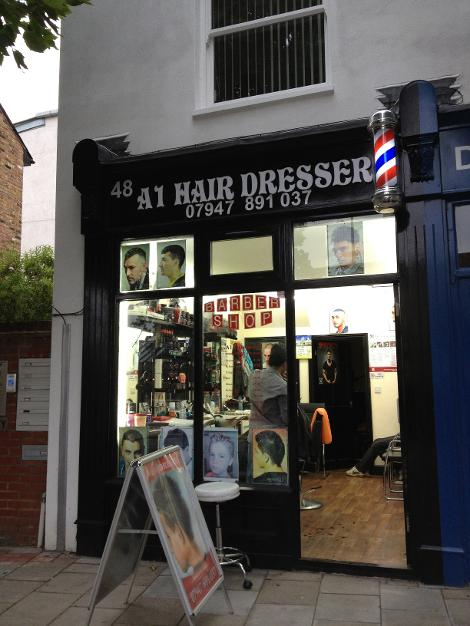 A1 Hairdressers in Wanstead
