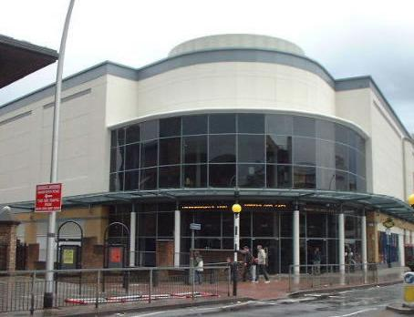Cineworld in Ilford